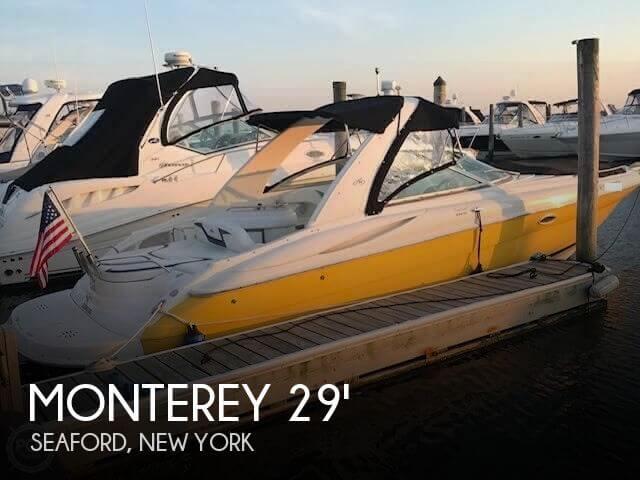 2005 Monterey 298 Super Sport