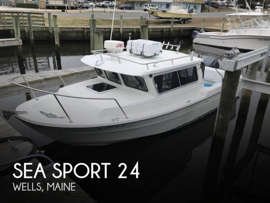 2004 Sea Sport 24