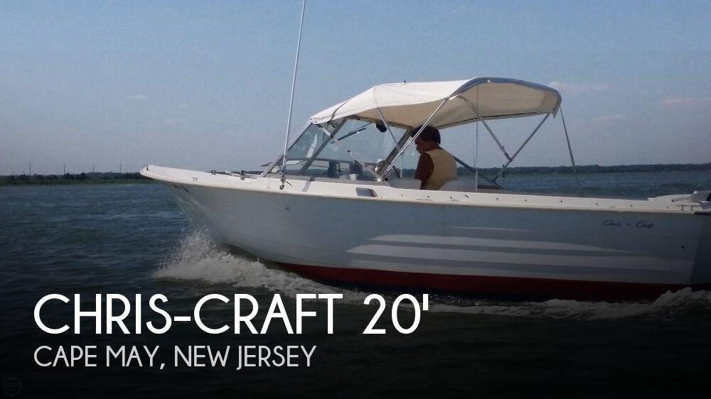 1968 Chris-Craft 20 Corsair