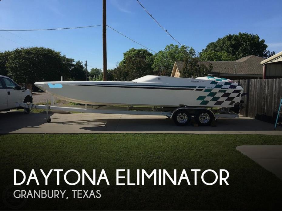 1997 Daytona Eliminator