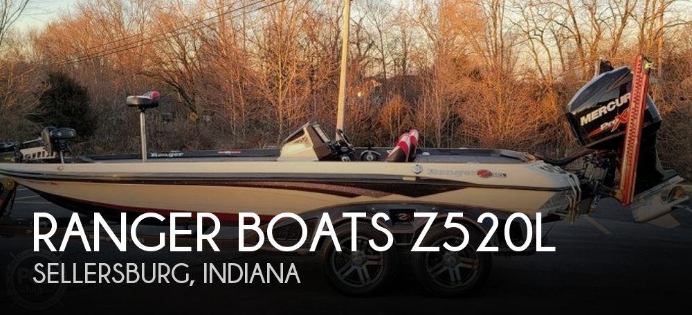 2018 Ranger Boats Z520L