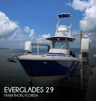 2008 Everglades 290 cc