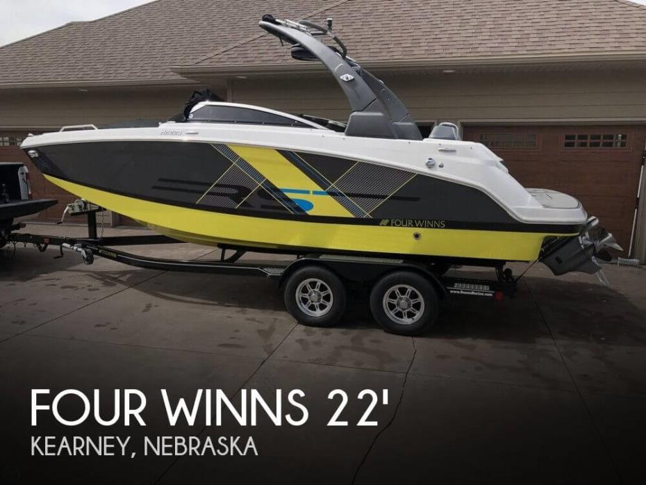 2017 Four Winns HD 220 RS