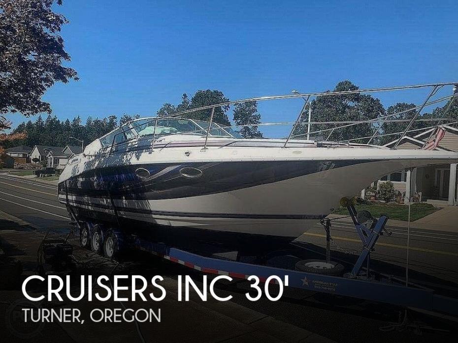 1994 Cruisers Inc 30'