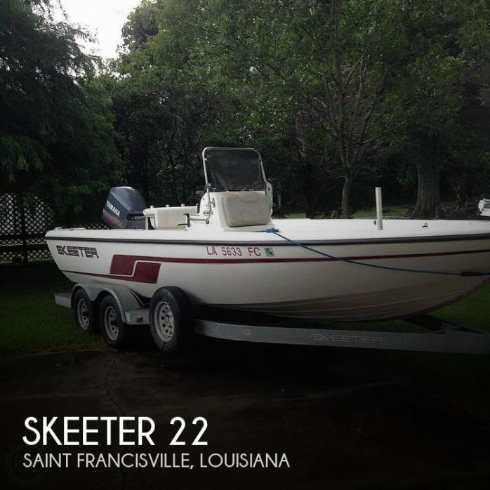 1999 Skeeter 22