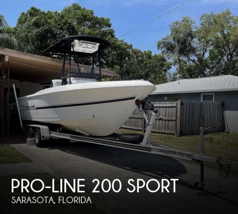 1999 Pro-Line 200 Sport