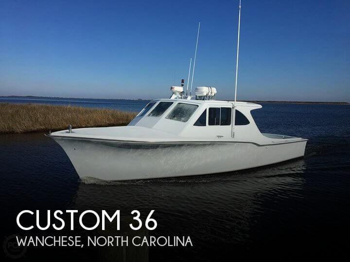 2000 Custom 36