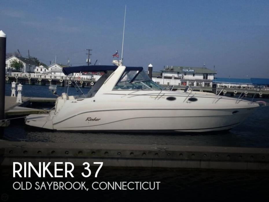 2003 Rinker 37
