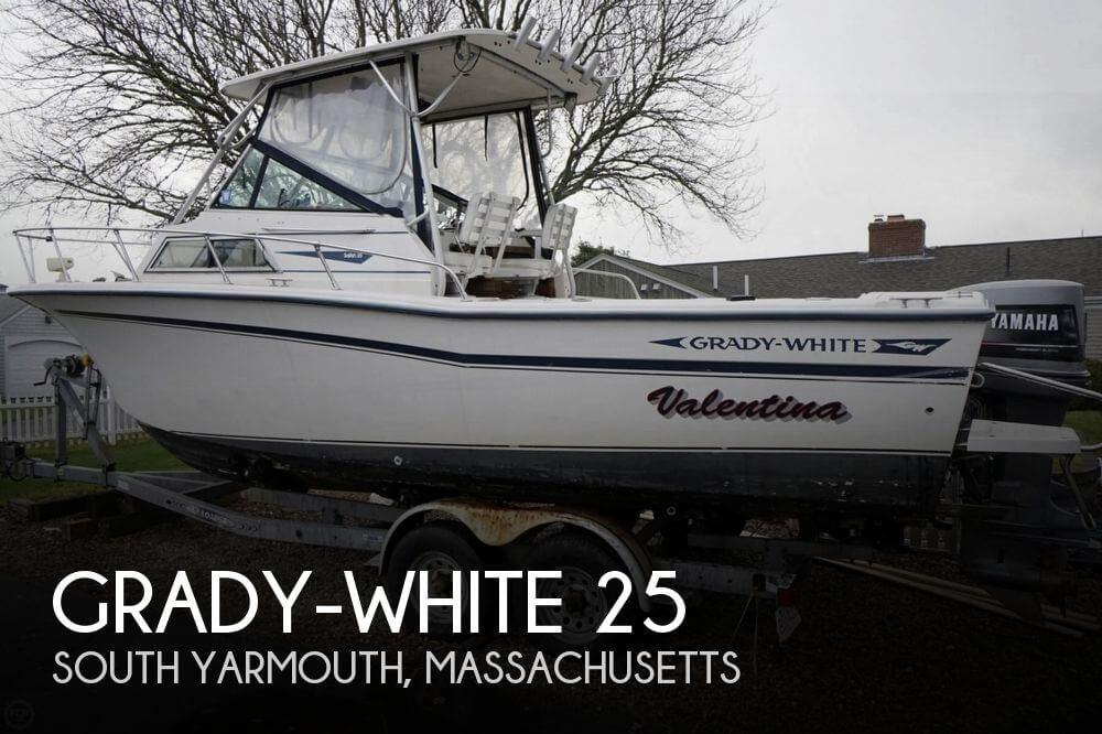 1986 Grady-White Sailfish 255