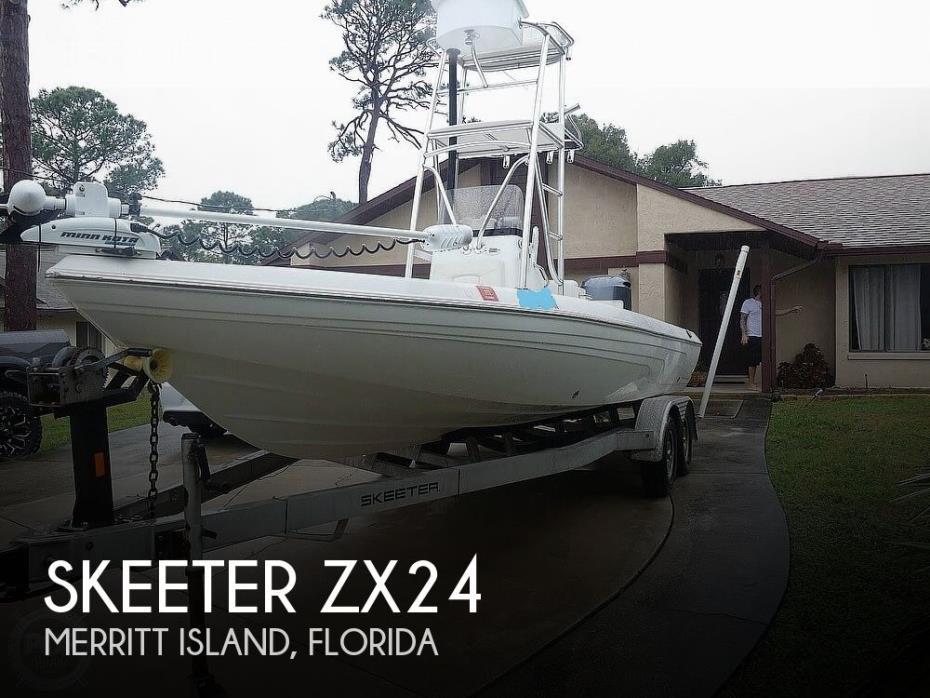 2012 Skeeter ZX24