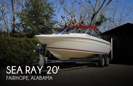 1989 Sea Ray 200 Bowrider