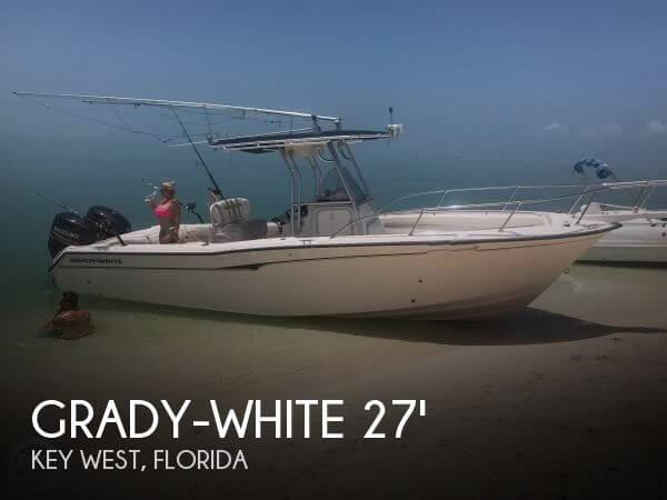2004 Grady-White Chase 273