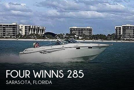 2000 Four Winns 285 Sundowner