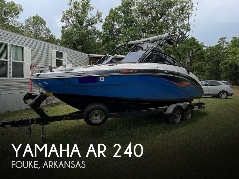 2014 Yamaha AR 240