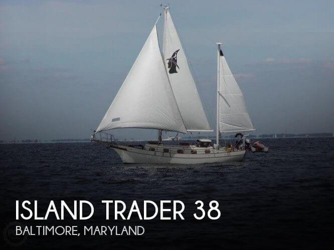 1982 Island Trader 38 Masthead Ketch