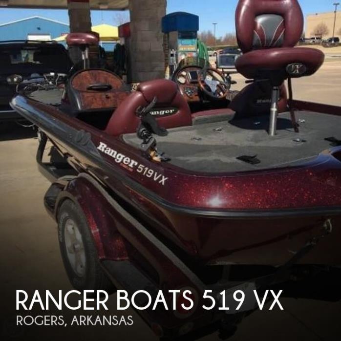 2004 Ranger Boats 519 VX