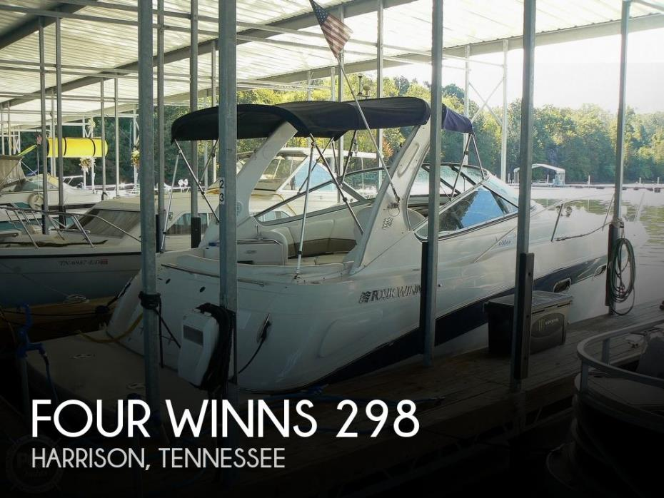 2004 Four Winns 298 Vista