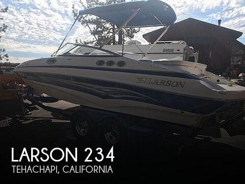 2008 Larson 234 Escape