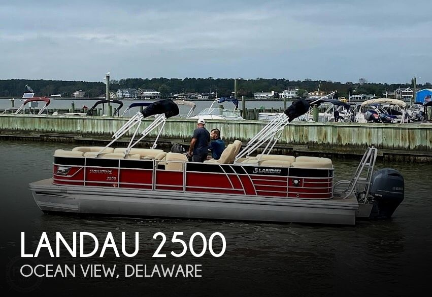2019 Landau 2500 SIGNATURE CRUISE