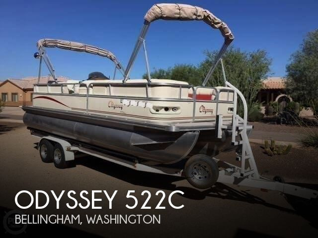 2005 Odyssey 522c