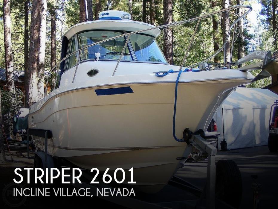 2009 Striper 2601 WA