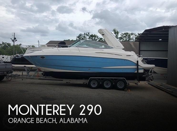 2008 Monterey 290 Sport Cruiser