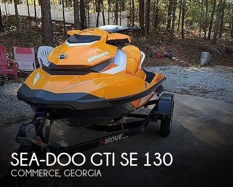 2017 Sea-Doo GTI SE 130