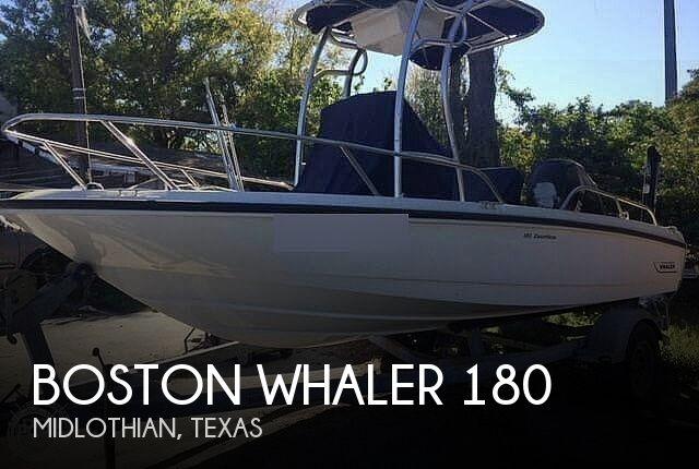 2008 Boston Whaler 180 Dauntless