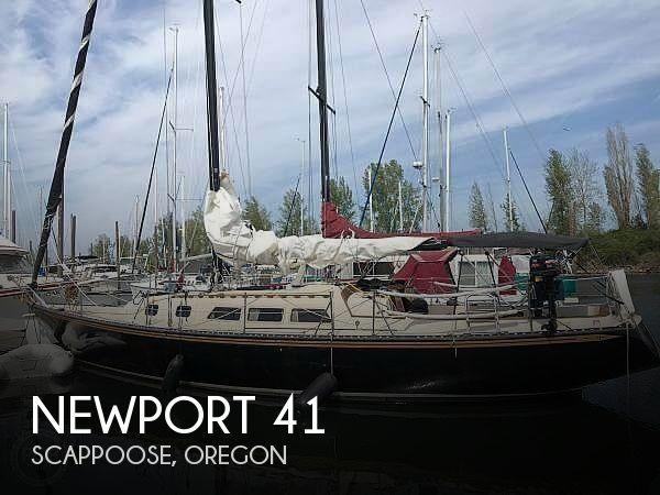 1983 Newport 41