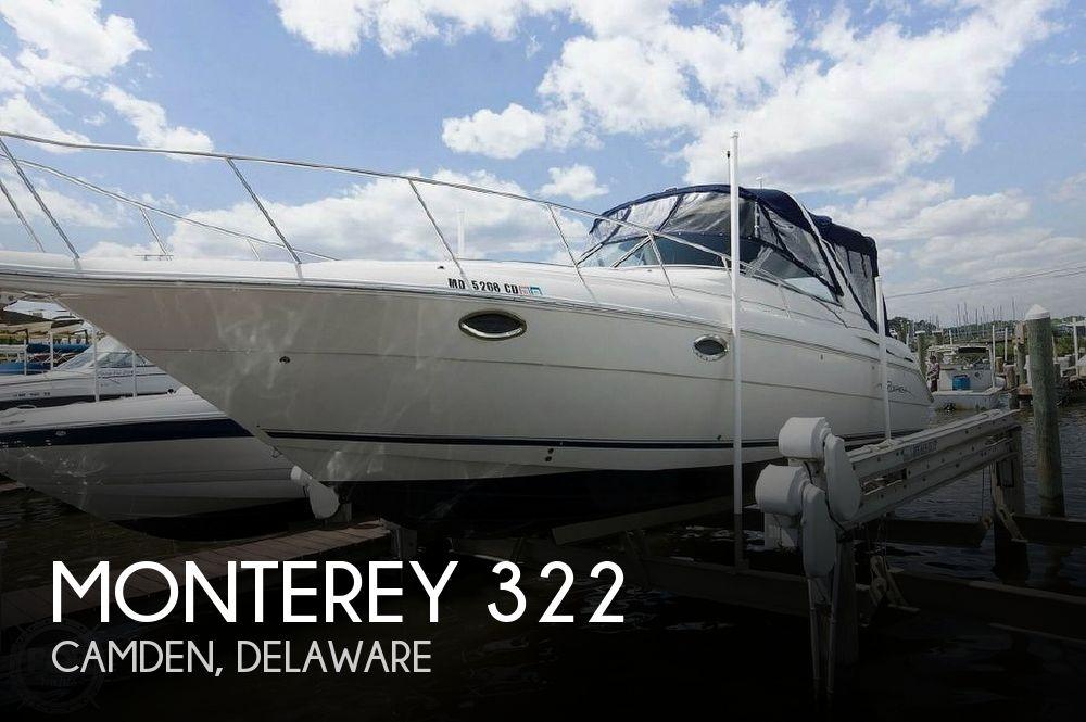 2002 Monterey 322