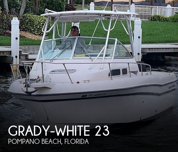 2000 Grady-White 23 Gulfstream