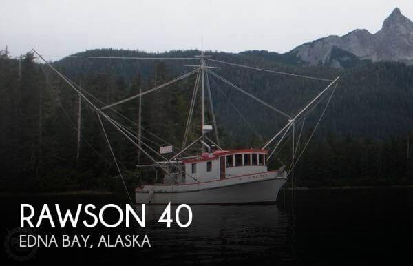 1972 Rawson 40