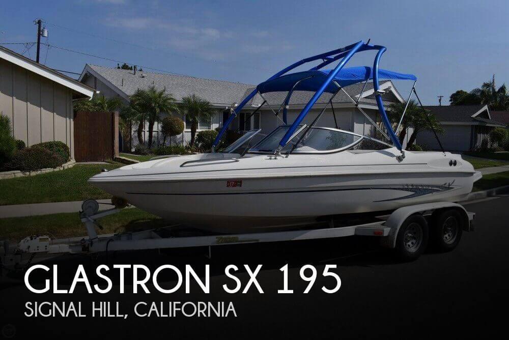 2002 Glastron SX 195