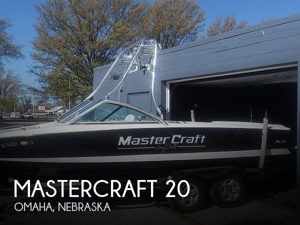 2002 Mastercraft 209 sammy duval
