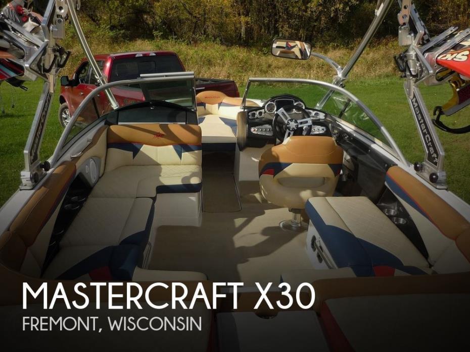 2010 Mastercraft X30
