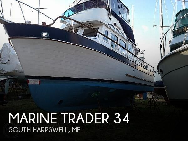 1978 Marine Trader 34 DC