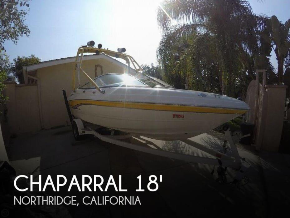 2003 Chaparral 183 SS STD
