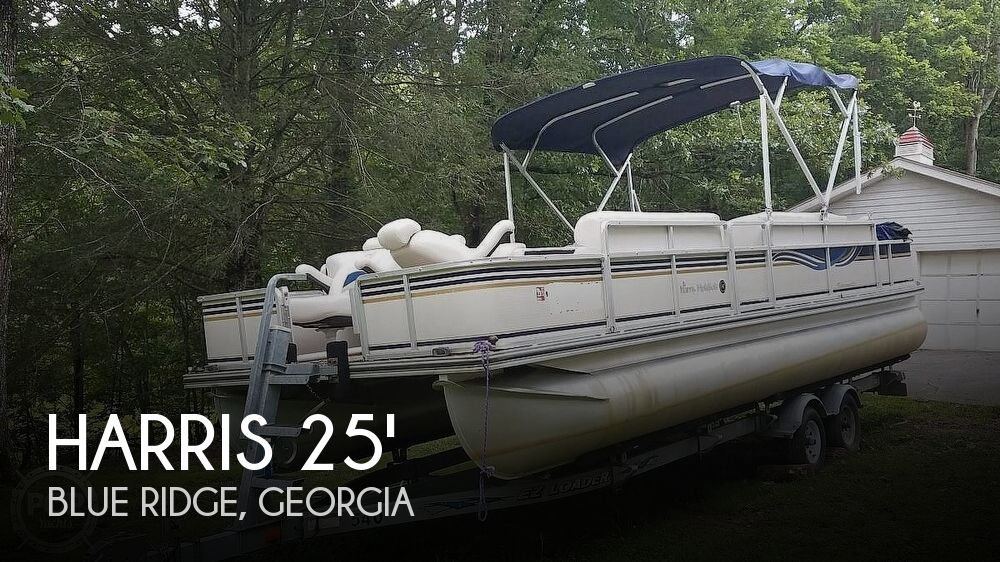 2003 Harris Fisherman 250
