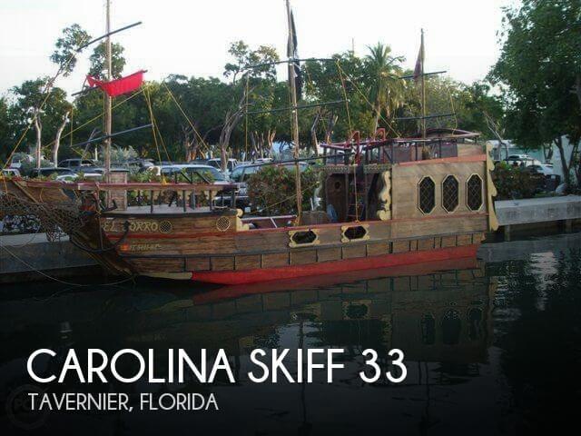2009 Carolina Skiff 2790