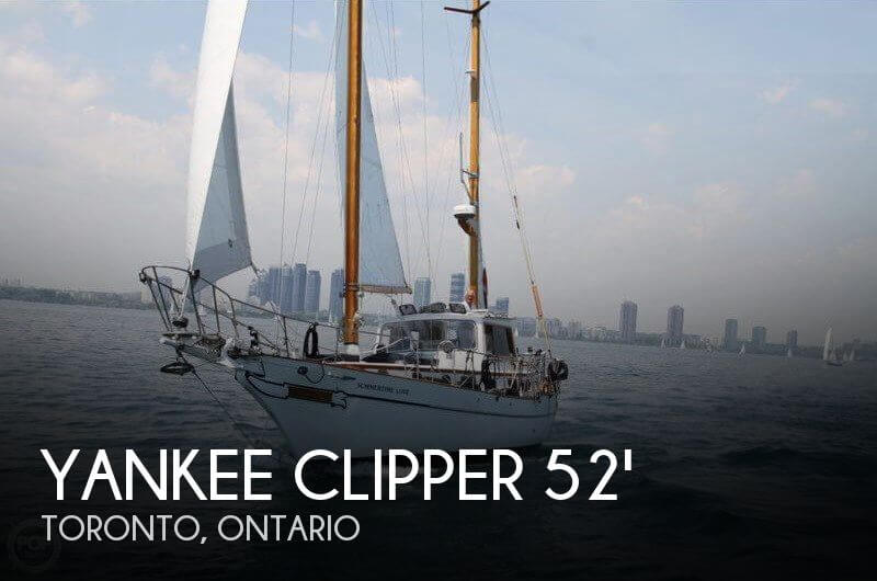 1977 Yankee Clipper Ketch