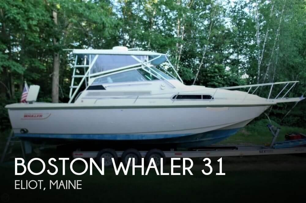 1990 Boston Whaler 31