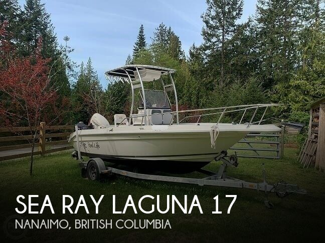1990 Sea Ray Laguna 17