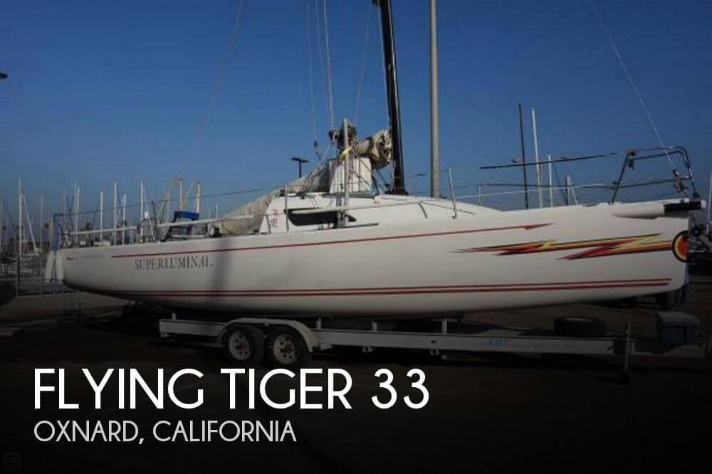 2006 Flying Tiger 33