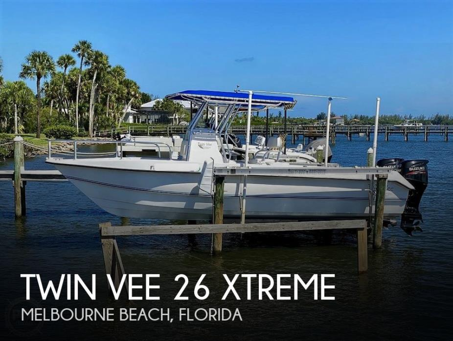 2006 Twin Vee 26 Xtreme