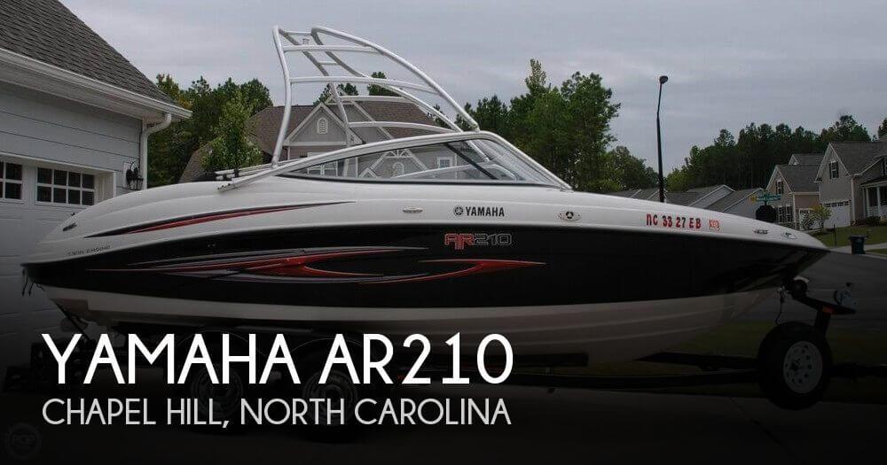 2007 Yamaha AR210