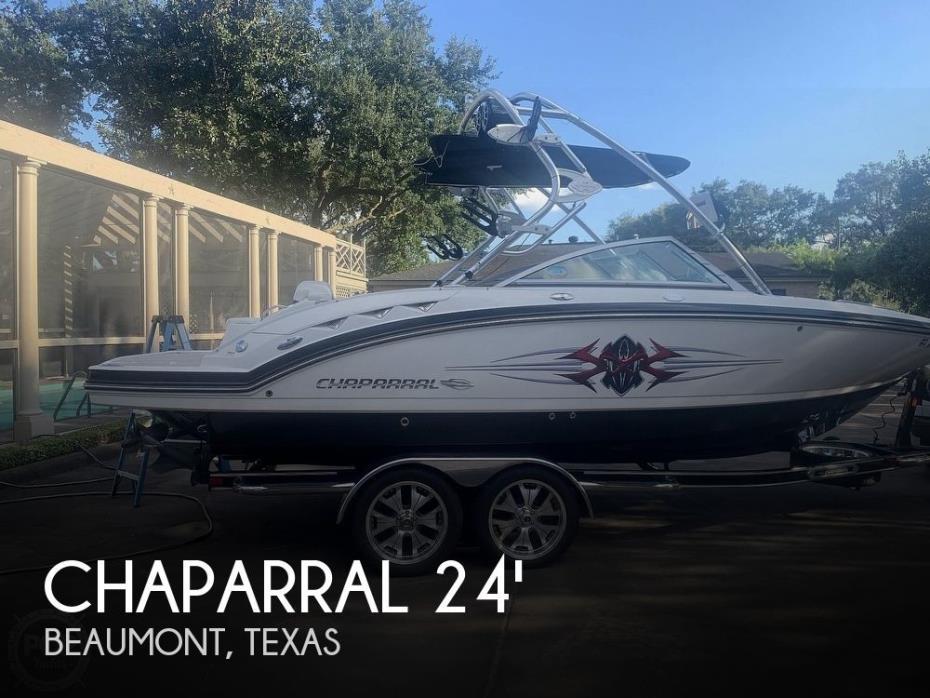2011 Chaparral 244 Xtreme