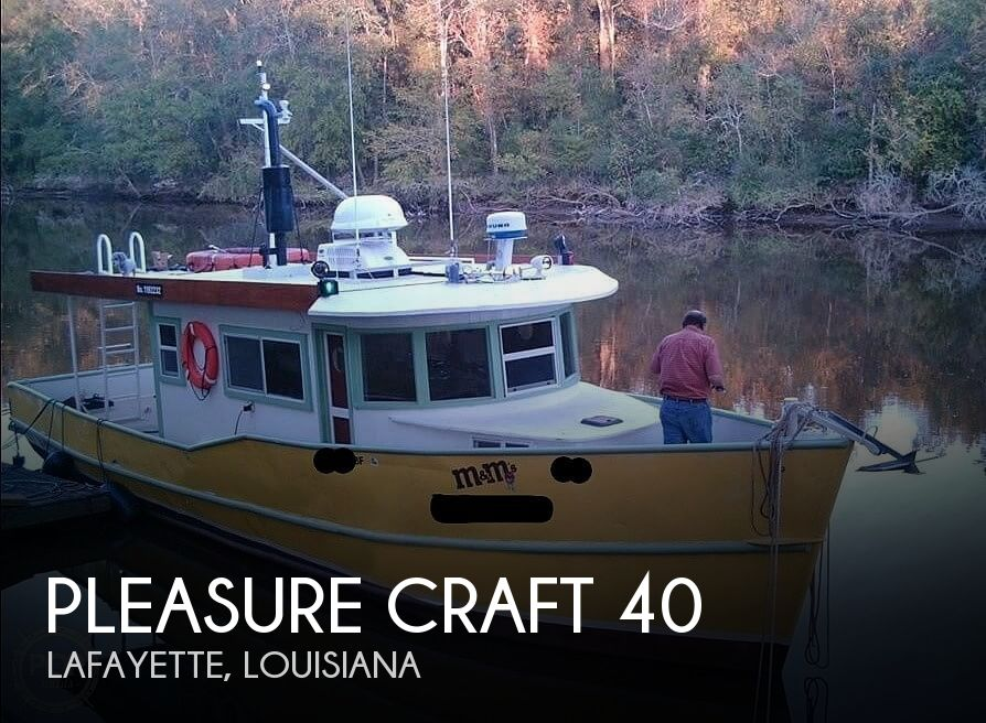 1983 Pleasure Craft 40
