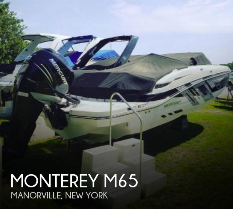 2018 Monterey M65