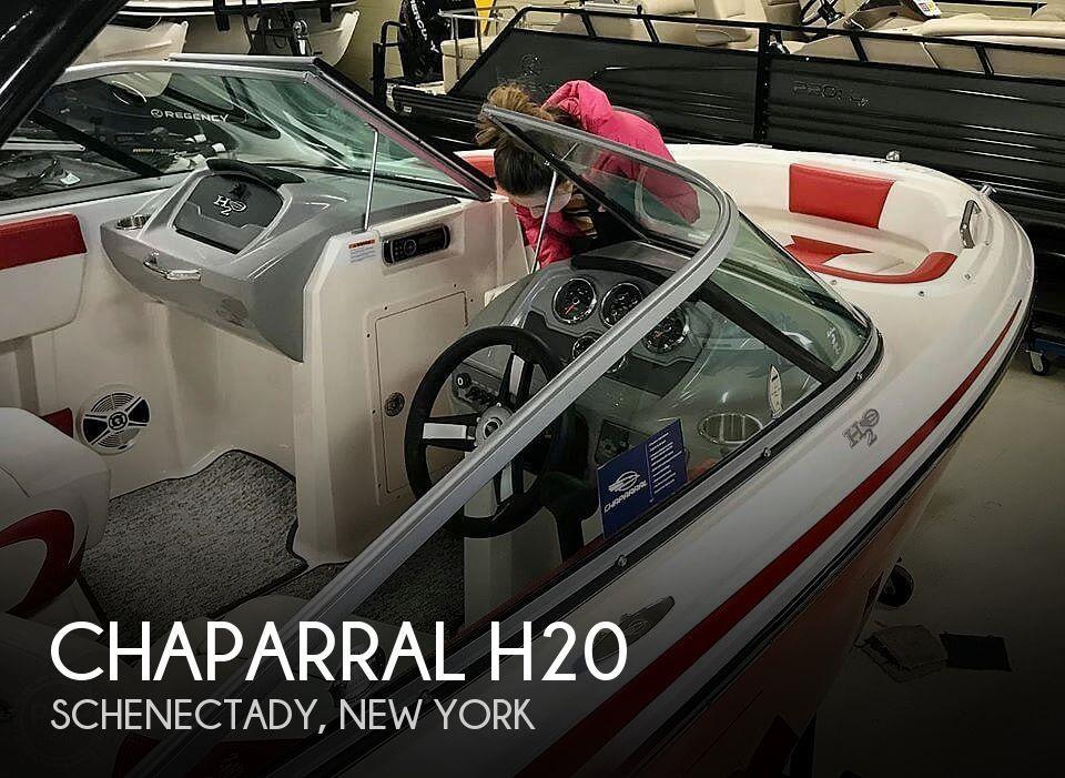 2017 Chaparral h20