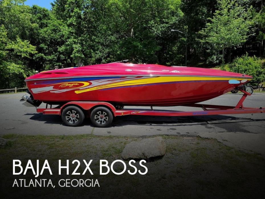 2004 Baja H2X Boss